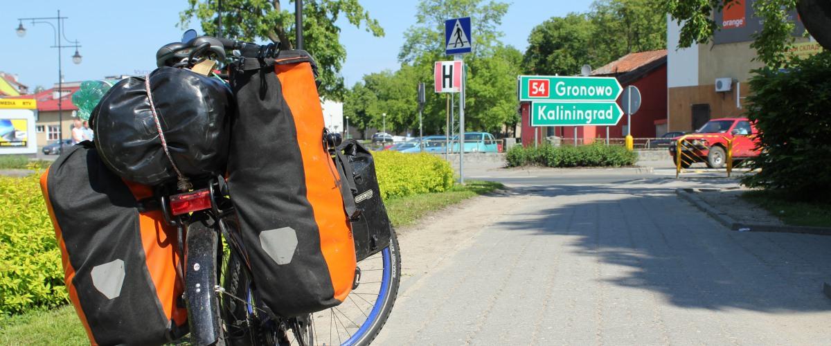 Radreisen: Ostpreußen