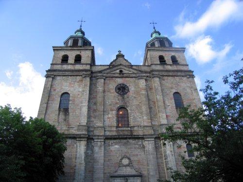 Kirche von Malmedy