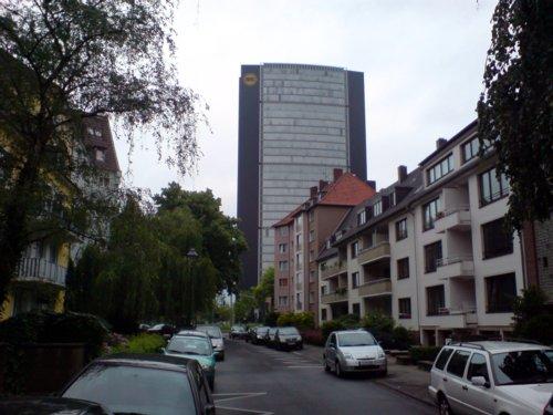 Düsseldorf, Maurenbrecherstr.,