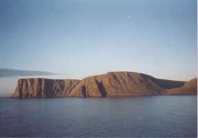 Nordkapp-Felsen